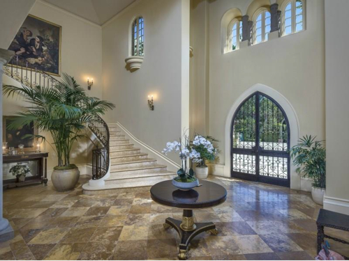 $15.9 Million Spanish Mansion in Montecito California 2