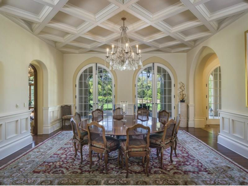 $15.9 Million Spanish Mansion in Montecito California 3