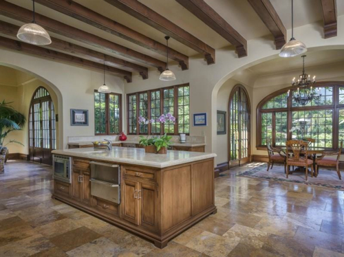 $15.9 Million Spanish Mansion in Montecito California 5