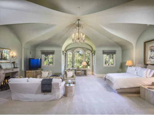 $15.9 Million Spanish Mansion in Montecito California 6