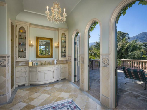 $15.9 Million Spanish Mansion in Montecito California 7