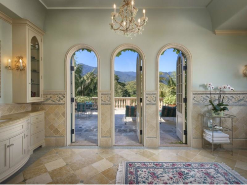 $15.9 Million Spanish Mansion in Montecito California 8