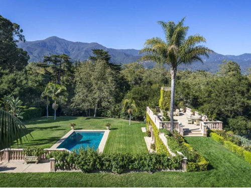 $15.9 Million Spanish Mansion in Montecito California 9
