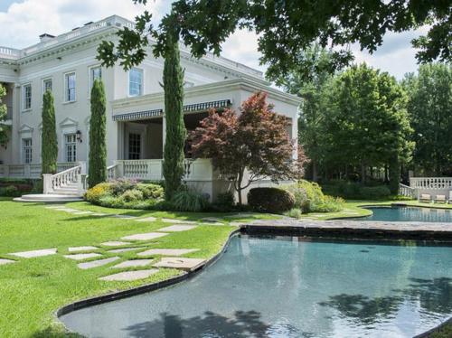 $19.5 Million White House Style Mansion in Dallas Texas 12