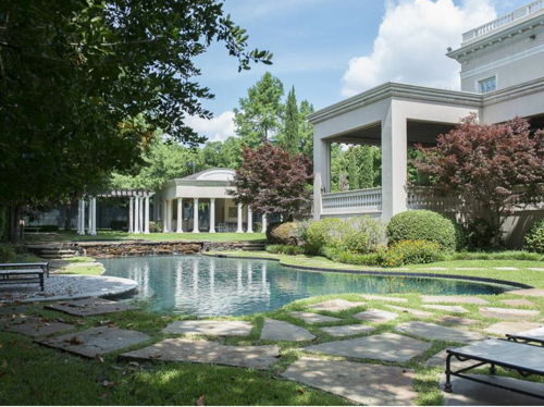 $19.5 Million White House Style Mansion in Dallas Texas 13