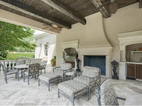 $19.5 Million White House Style Mansion in Dallas Texas 15