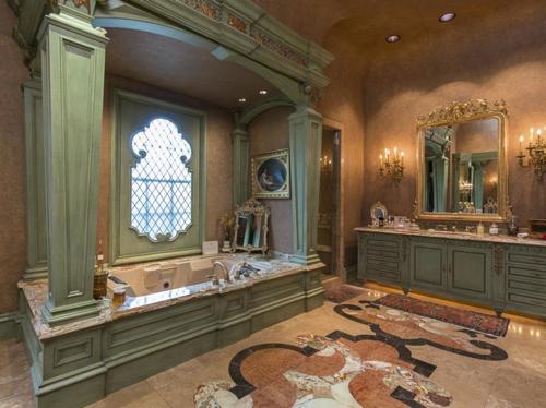 $19.5 Million White House Style Mansion in Dallas Texas 19