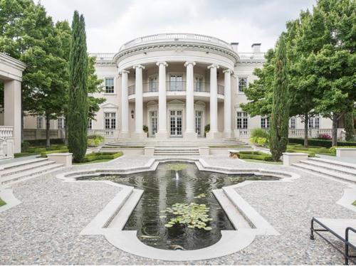 $19.5 Million White House Style Mansion in Dallas Texas 20