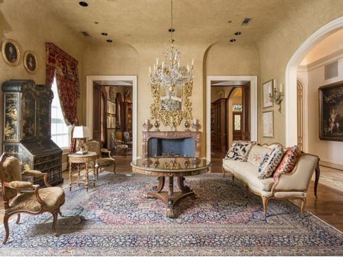 $19.5 Million White House Style Mansion in Dallas Texas 3