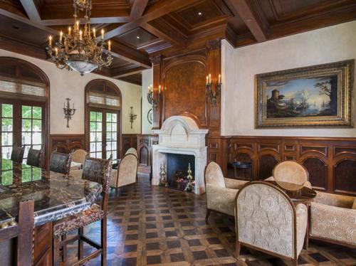 $19.5 Million White House Style Mansion in Dallas Texas 4