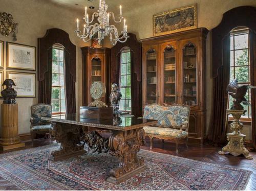 $19.5 Million White House Style Mansion in Dallas Texas 5