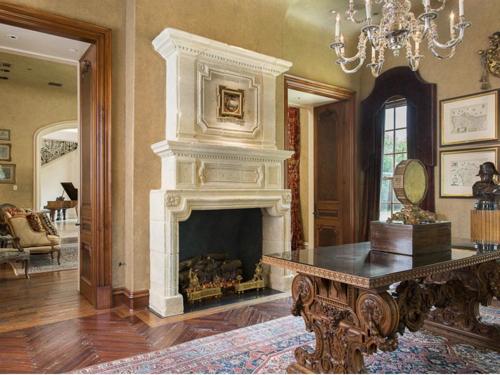 $19.5 Million White House Style Mansion in Dallas Texas 6