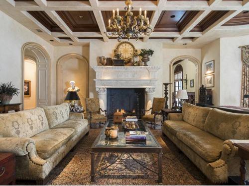 $19.5 Million White House Style Mansion in Dallas Texas 7