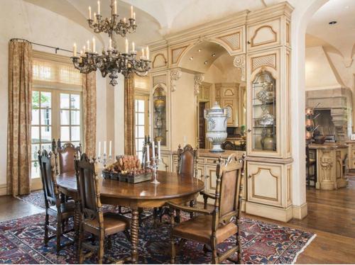 $19.5 Million White House Style Mansion in Dallas Texas 8