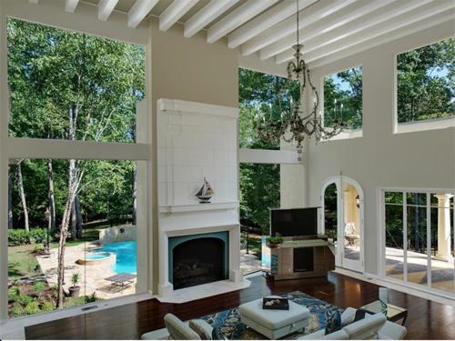 $2.8 Million Mediterranean Mansion in Charlotte North Carolina 13