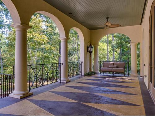 $2.8 Million Mediterranean Mansion in Charlotte North Carolina 15