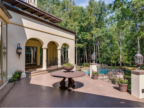 $2.8 Million Mediterranean Mansion in Charlotte North Carolina 16