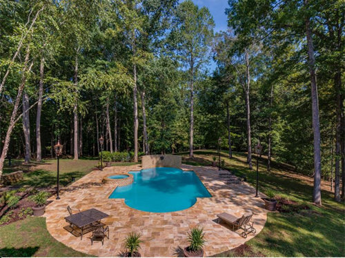 $2.8 Million Mediterranean Mansion in Charlotte North Carolina 17