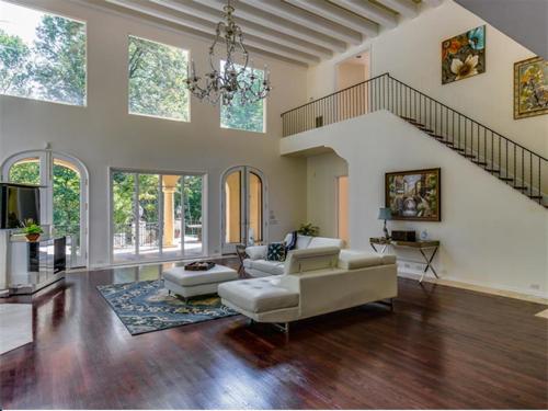 $2.8 Million Mediterranean Mansion in Charlotte North Carolina 3