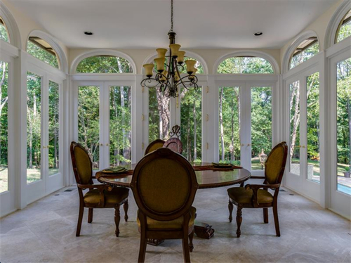 $2.8 Million Mediterranean Mansion in Charlotte North Carolina 8