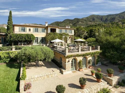 $23.5 Million Prima Luce Mansion in Montecito California 16