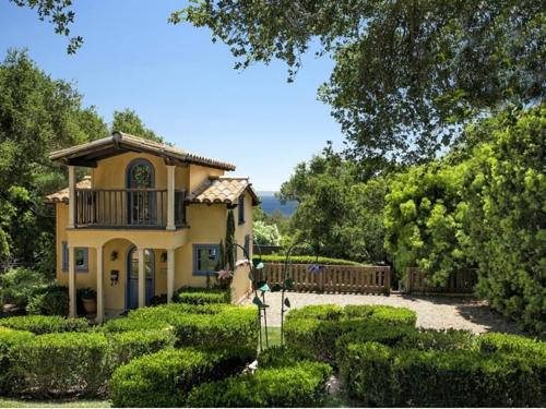 $23.5 Million Prima Luce Mansion in Montecito California 19
