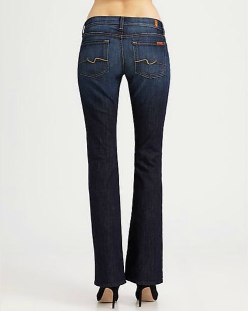 7 For All Mankind Bootcut Jeans 2