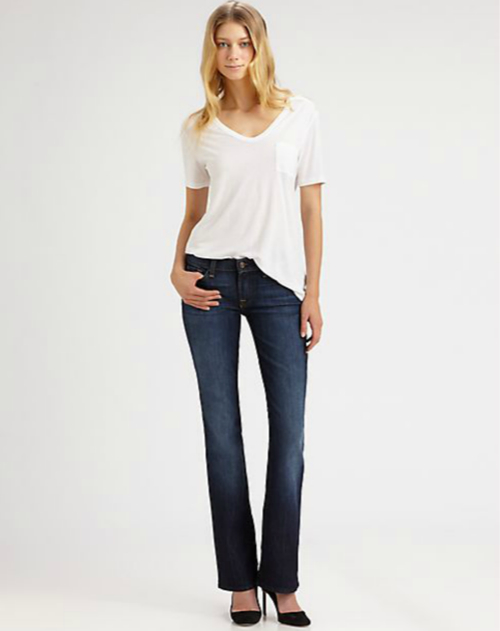 7 For All Mankind Bootcut Jeans 3