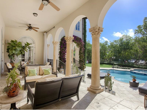 $8.2 Million Mediterranean Mansion in Coral Gables Florida 10