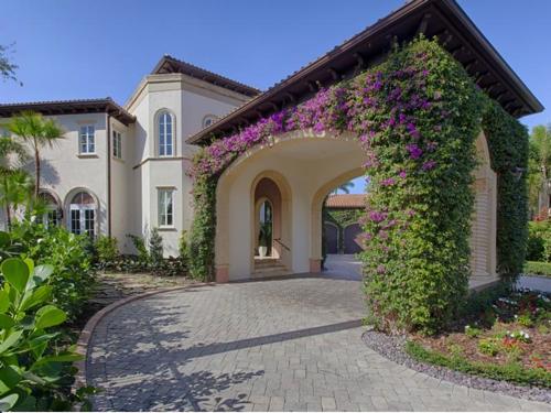 $8.2 Million Mediterranean Mansion in Coral Gables Florida