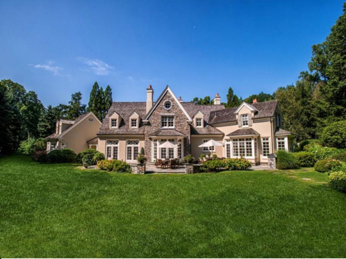 $8.7 Million French Country Manor in Greenwich Connecticut 11