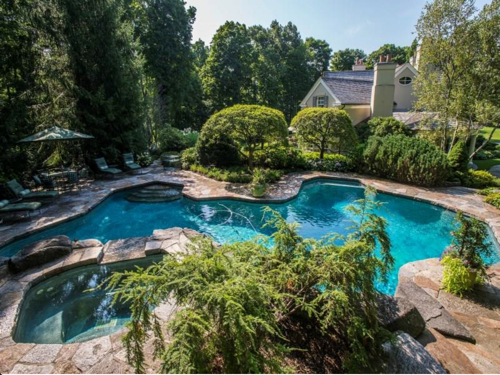 $8.7 Million French Country Manor in Greenwich Connecticut 8