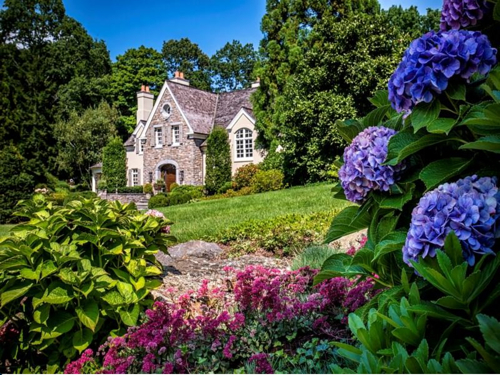 $8.7 Million French Country Manor in Greenwich Connecticut 9