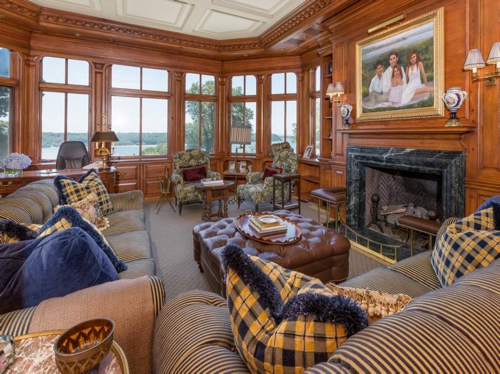 $9.8 Million Waterfront Manor Estate in Lloyd Harbor New York 11