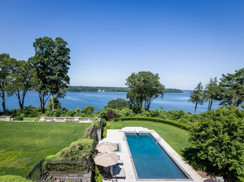 $9.8 Million Waterfront Manor Estate in Lloyd Harbor New York 12