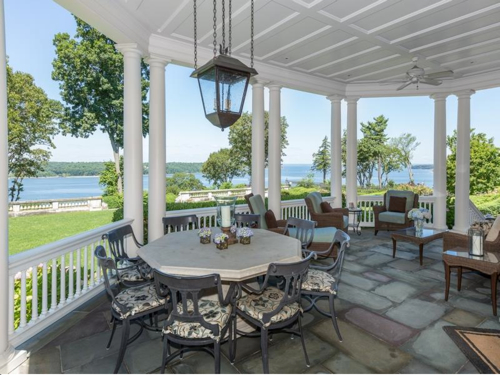 $9.8 Million Waterfront Manor Estate in Lloyd Harbor New York 5