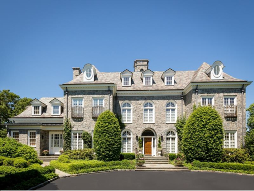 $9.8 Million Waterfront Manor Estate in Lloyd Harbor New York