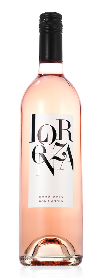 Lorenza Rose Wine