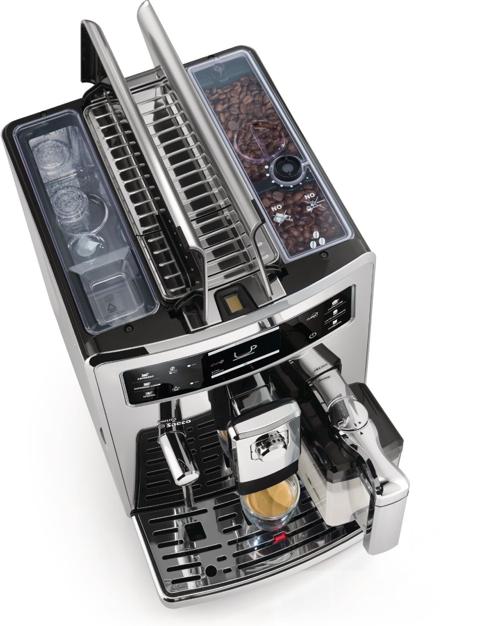 Philips Saeco HD8946:47 Xelsis Digital ID Automatic Espresso Machine 2