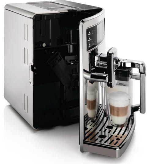 Philips Saeco HD8946:47 Xelsis Digital ID Automatic Espresso Machine 3