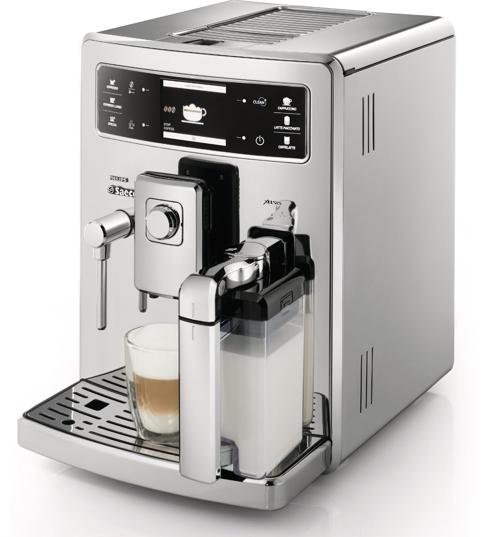 Philips Saeco HD8946:47 Xelsis Digital ID Automatic Espresso Machine 5
