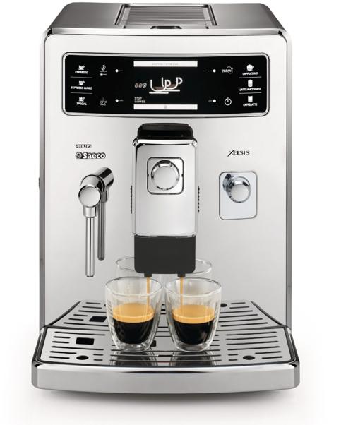Philips Saeco HD8946:47 Xelsis Digital ID Automatic Espresso Machine