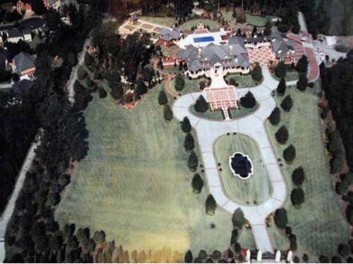 $15 Million Gated Custom Mansion in Georgia 2