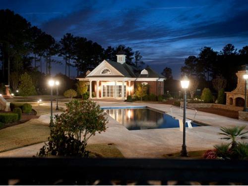 $15 Million Gated Custom Mansion in Georgia 6