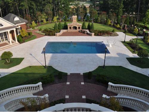 $15 Million Gated Custom Mansion in Georgia 9