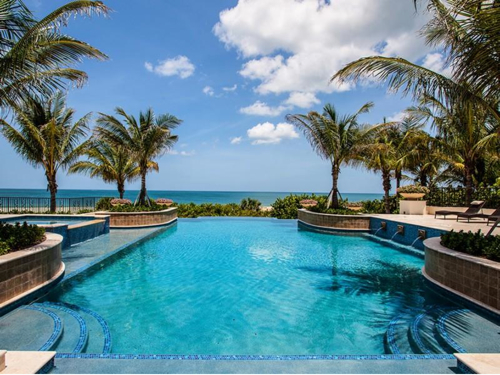 $16.6 Million Oceanfront European Style Mansion in Vero Beach Florida 18