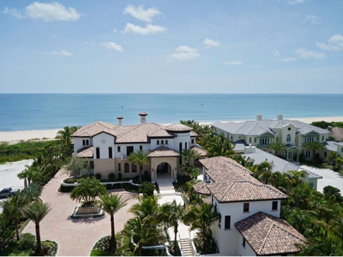 $16.6 Million Oceanfront European Style Mansion in Vero Beach Florida 19