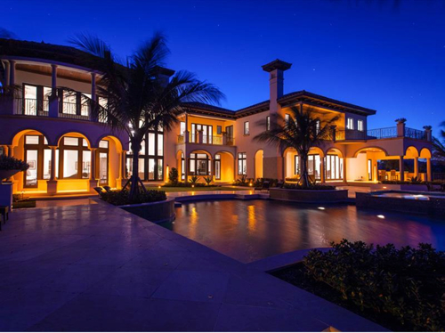 $16.6 Million Oceanfront European Style Mansion in Vero Beach Florida 2