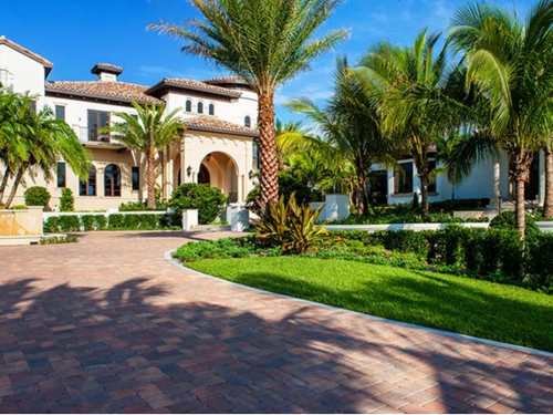 $16.6 Million Oceanfront European Style Mansion in Vero Beach Florida 3