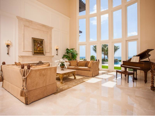 $16.6 Million Oceanfront European Style Mansion in Vero Beach Florida 7